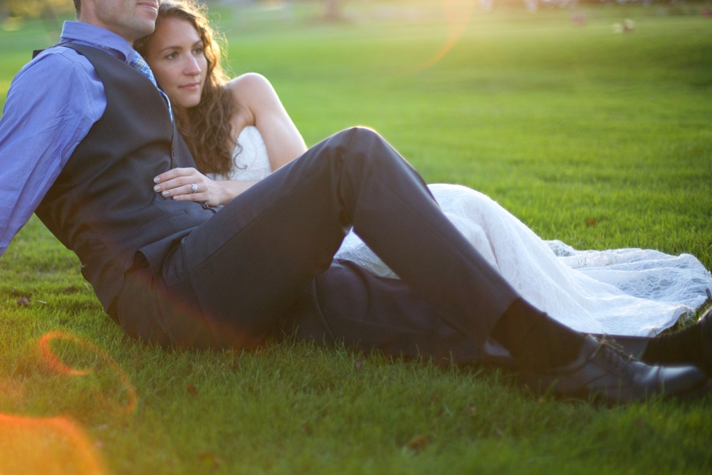 Rockport Golf Club Wedding Photographer