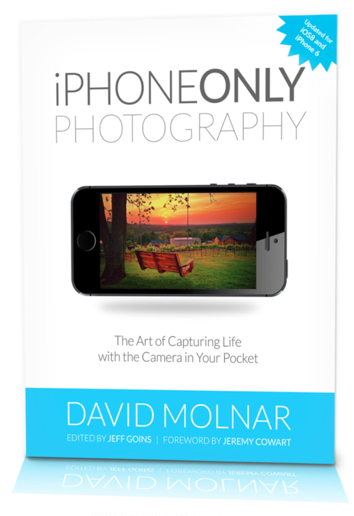 Check out David's book, iPhone Only Photography.