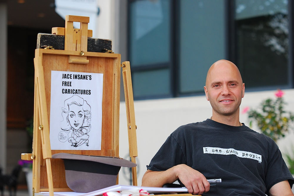 #9 Jace, the artist