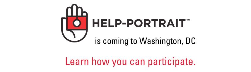 Visit Help-Portrait DC.