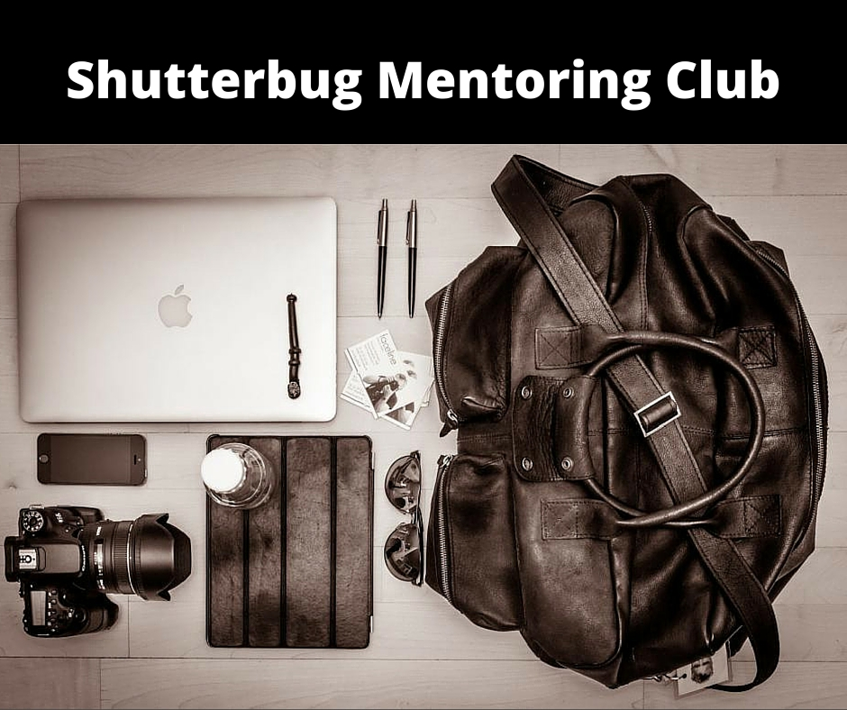 Click to learn more about the new Shutterbug Mentoring Club.