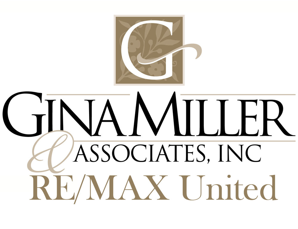 GinaMiller logo with REMAX United brown.jpg