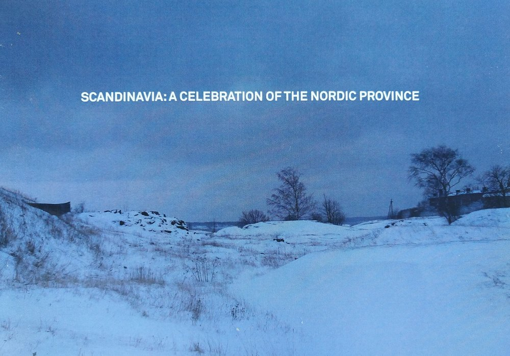 Scandinavia: A Celebration of the Nordic Province publication, Willesden Gallery, 2016