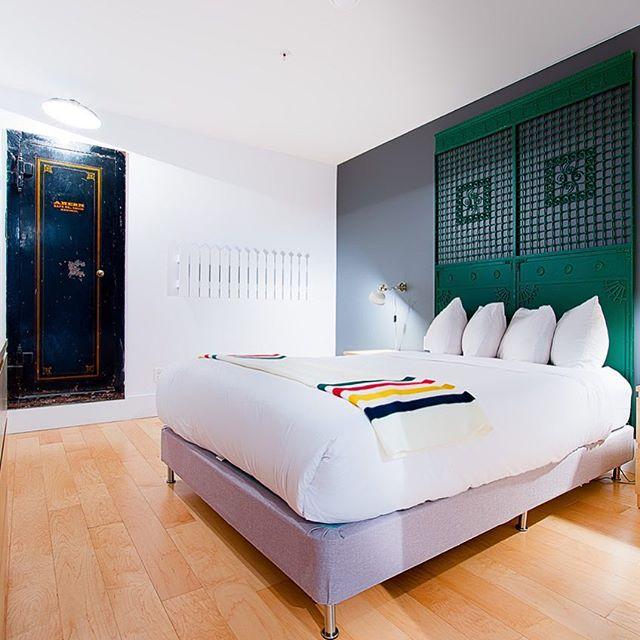 Votre loft du mercredi? . . . #lesloftsqc #leslofts #lesloftsstjoseph #residencedetourisme #stroch #quartierstroch #centrevilledequebec