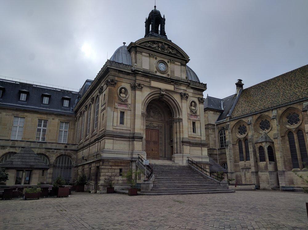Festival venue Musée des Arts et Métiers