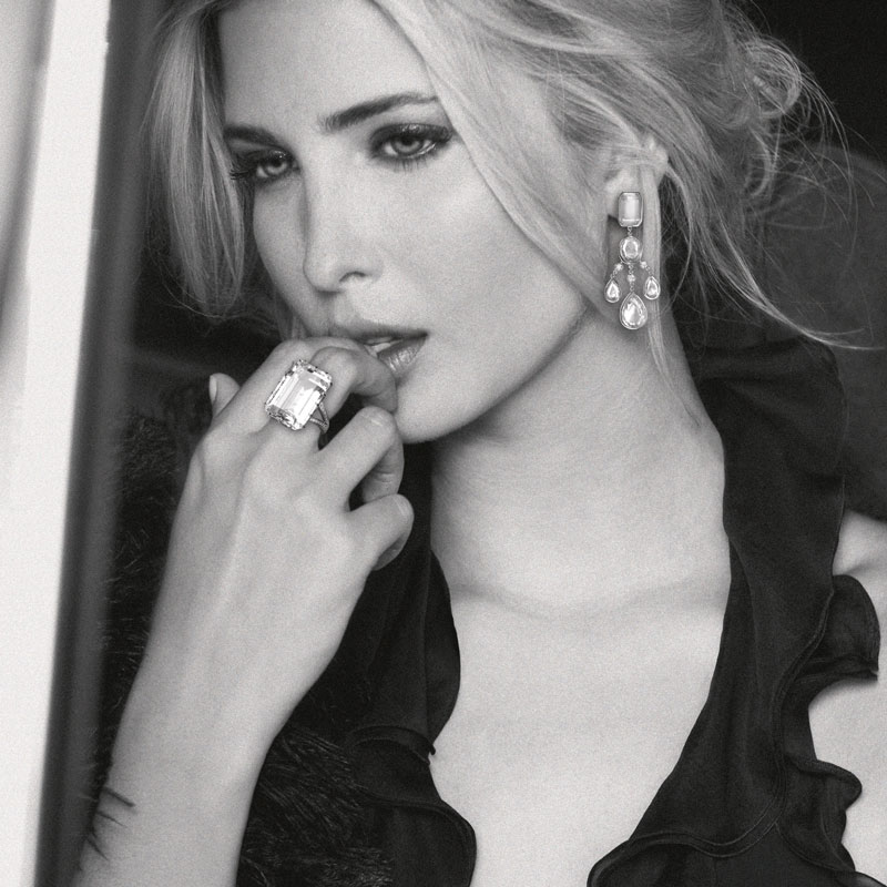 Ivanka Trump Jewelry Creative Direction by Benard Creative