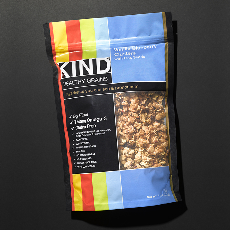Kind Healthy Snacks Packaging Design by Benard Creative