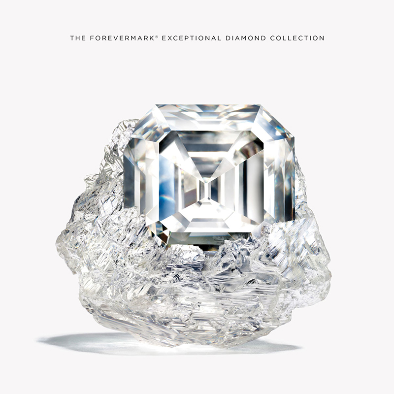 Forevermark Diamonds Creative Direction and Packaging Design by Benard Creative