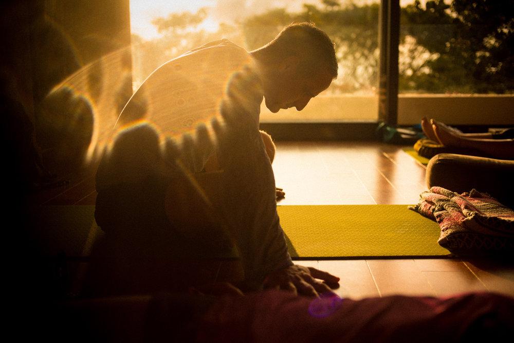 James Benard Costa Rica Meditation