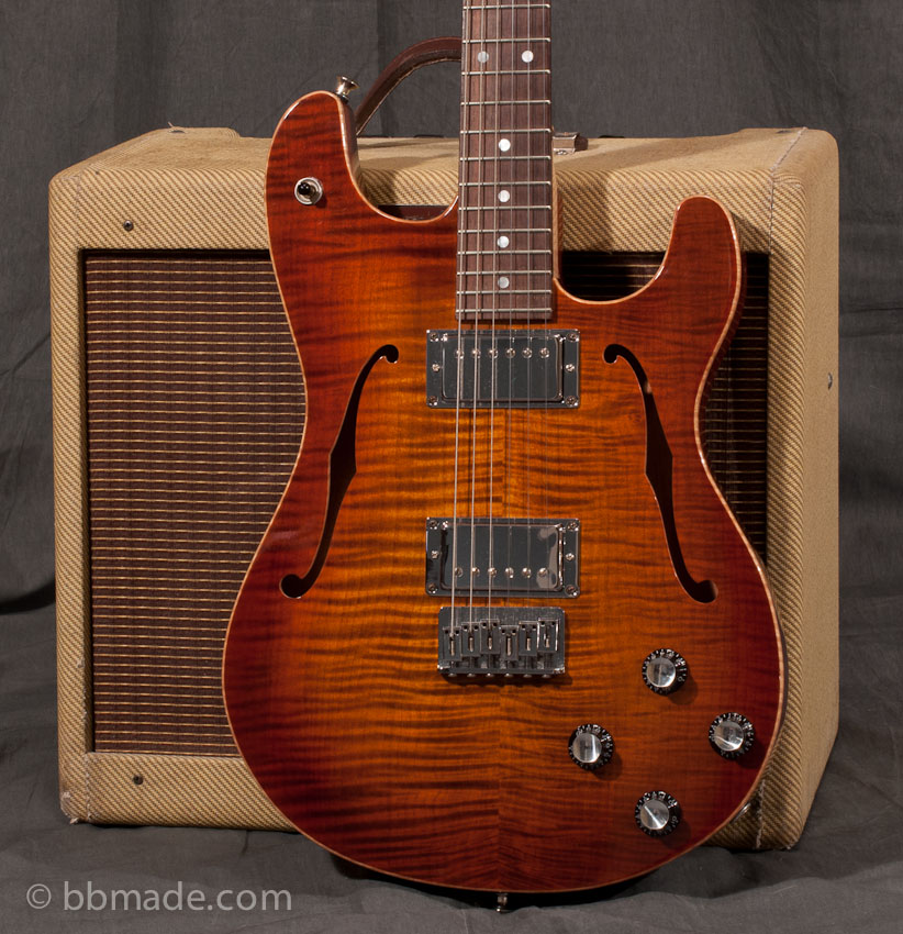 Tobacco Burst