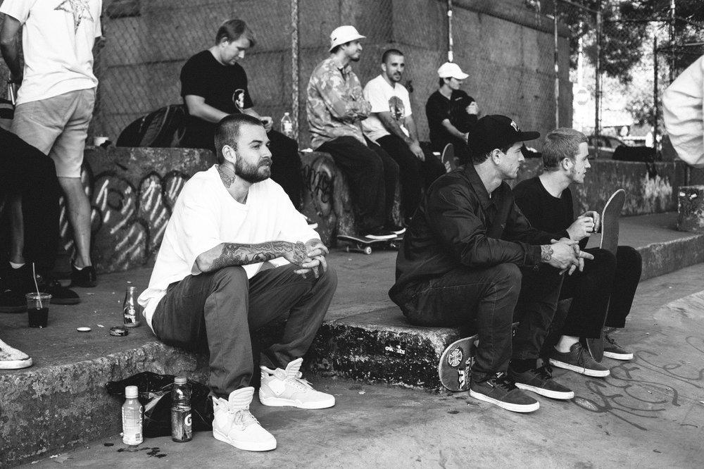 SUPRA crew, NYC
