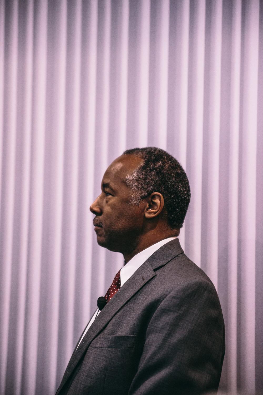 Dr. Ben Carson, Washington DC