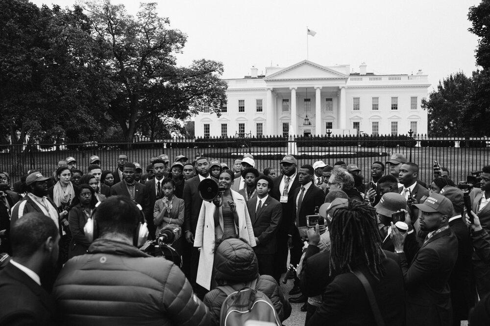 Young Black Leadership Summit, Washington DC