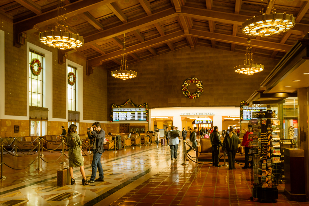 Main Walkway at Union Station
