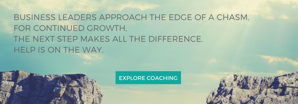 Coaching chasm