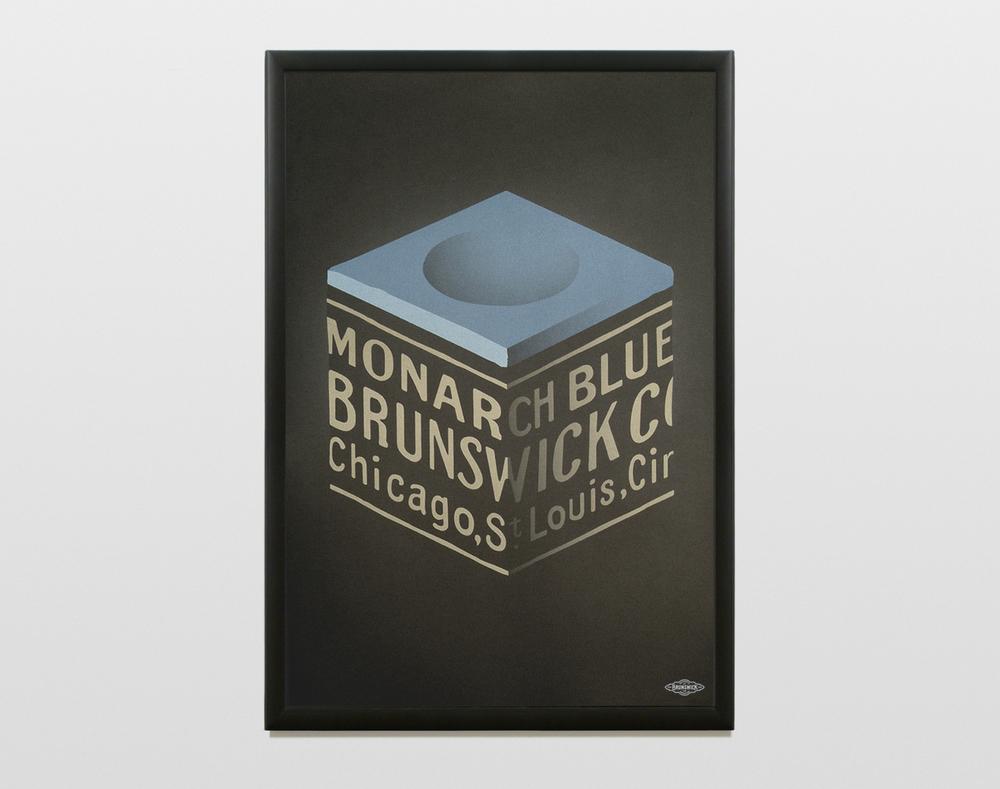 Brunswick: anniversary posters u2014 chris von ende