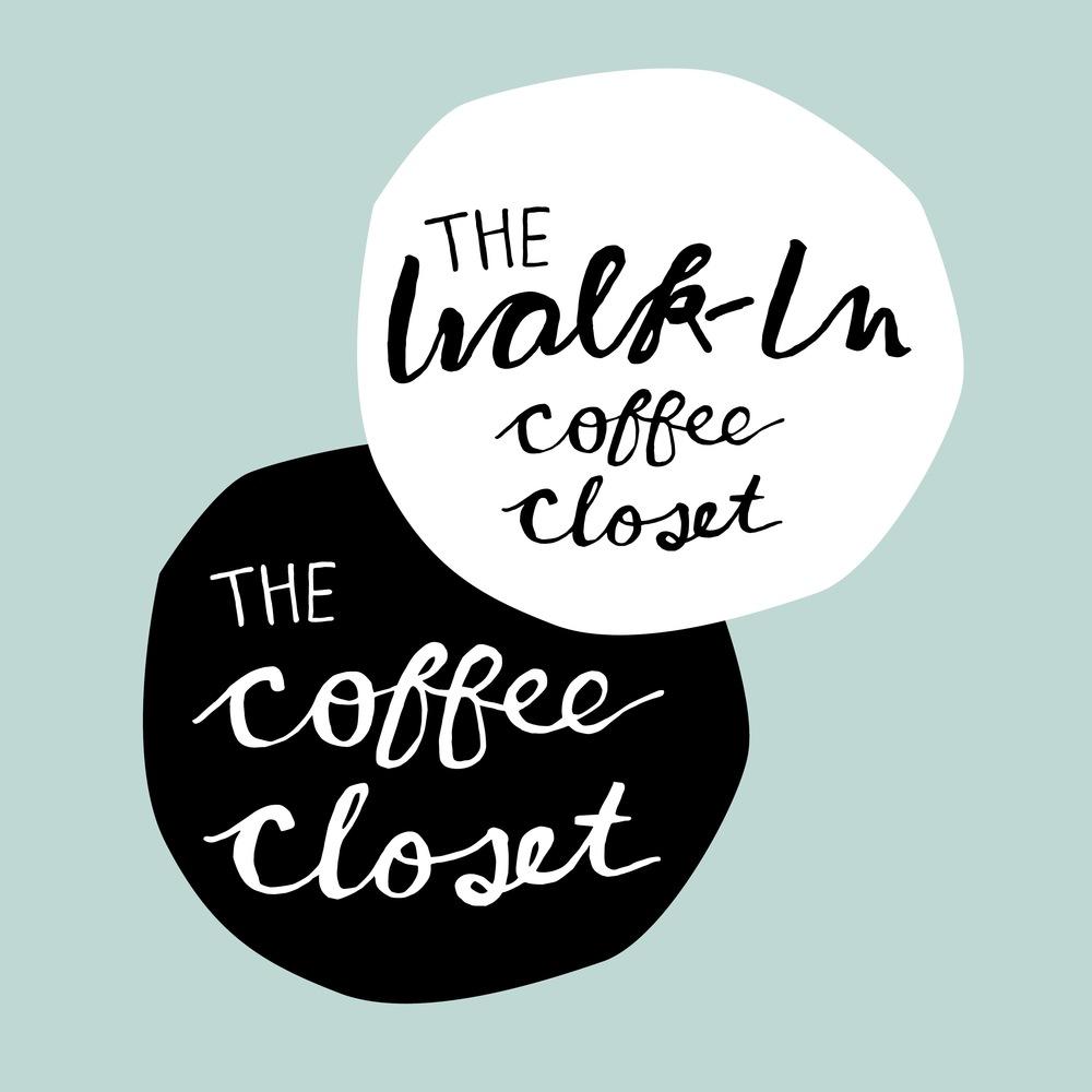 Coffee Closet Logos