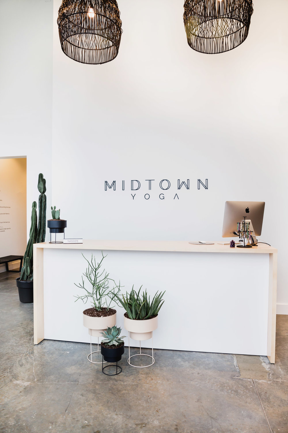 Midtown Yoga Studio