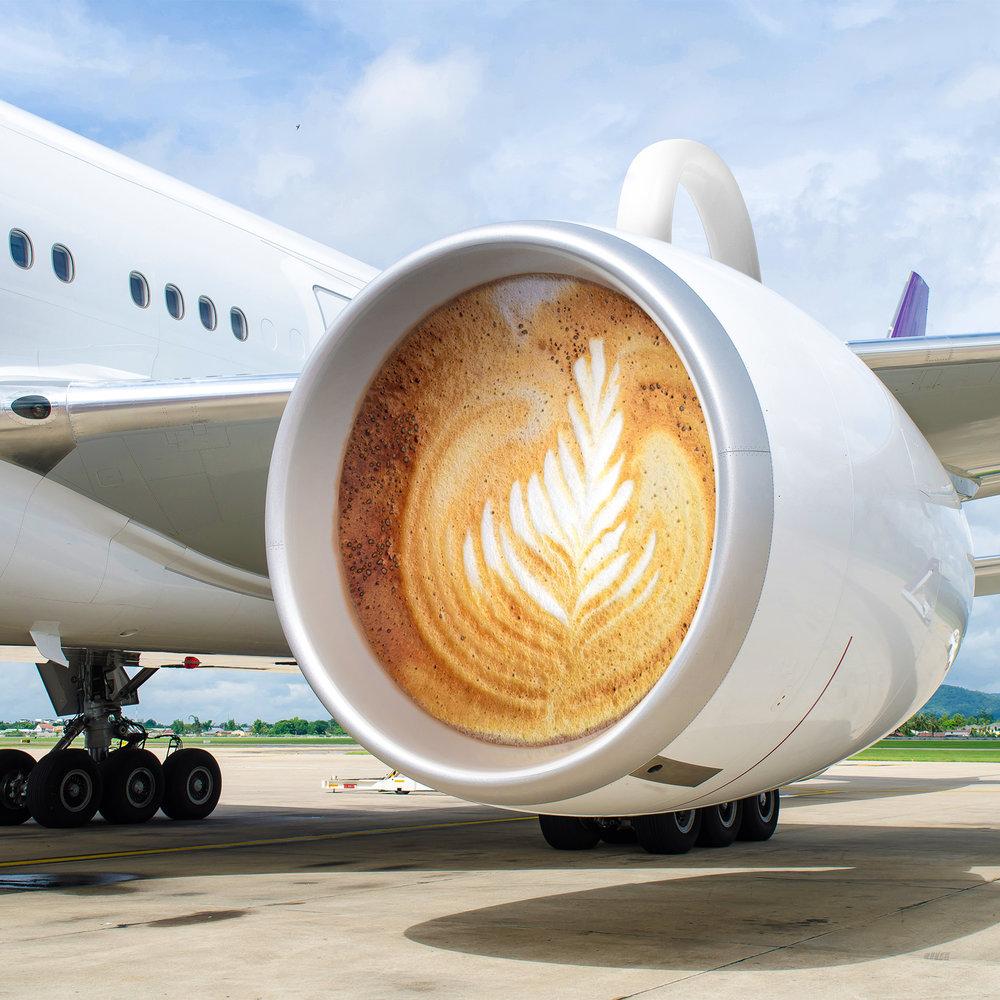 Latte Departure