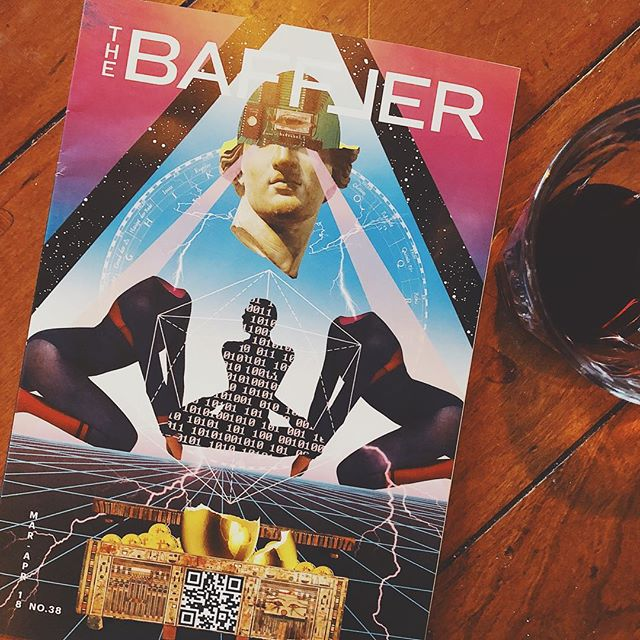 omg omg omg #thebaffler has finally arrived!