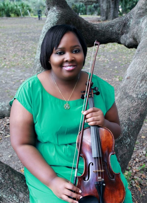 Cori Amanda Bodley  is a native of Baton Rouge, Louisiana and has resided in Boston since 2013. She holds a Bachelor's degree in Violin Performance and Music Industry Studies from Loyola University of New Orleans. While at Loyola, she was a member of both the Loyola Chamber and Symphony Orchestras. She studied under the tutelage of Amy Thaiville and Rachel Jordan. In 2014, she received a Master's degree in Music Industry Leadership from Northeastern University where she was also a recipient of the Dr. Martin Luther King, Jr., Graduate Fellowship.   Cori   is currently the Outreach and Communications Manager at GRLZradio, a local nonprofit radio station for teen girls under the auspices of St. Mary's Center.