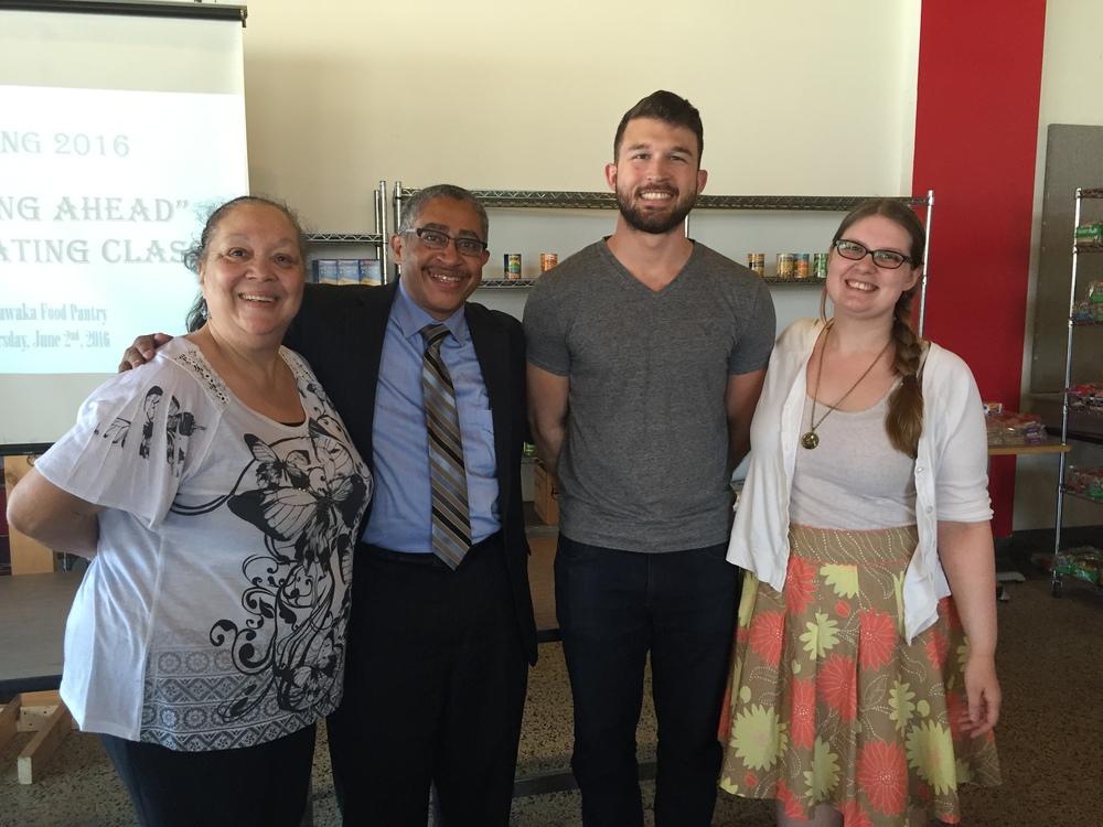 Getting Ahead Facilitator, Co-facilitators, and Executive Director