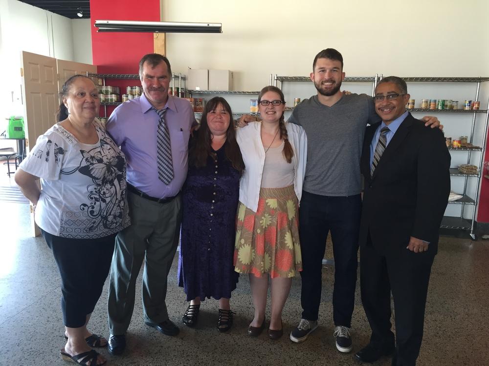 Getting Ahead Facilitator, Graduates, Co-Facilitators, and SJC Bridges Executive Director