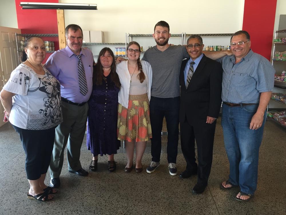 SJC Bridges with Mike Hayes, Mishawaka Food Pantry Director