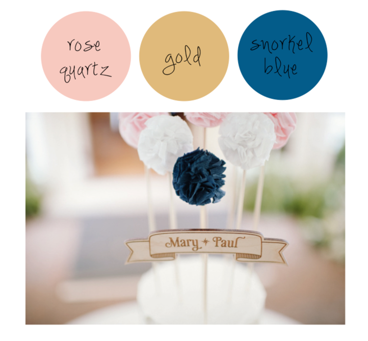 Our Favorite Spring Wedding Color Palettes - Pop Fizz Clink Wedding ...