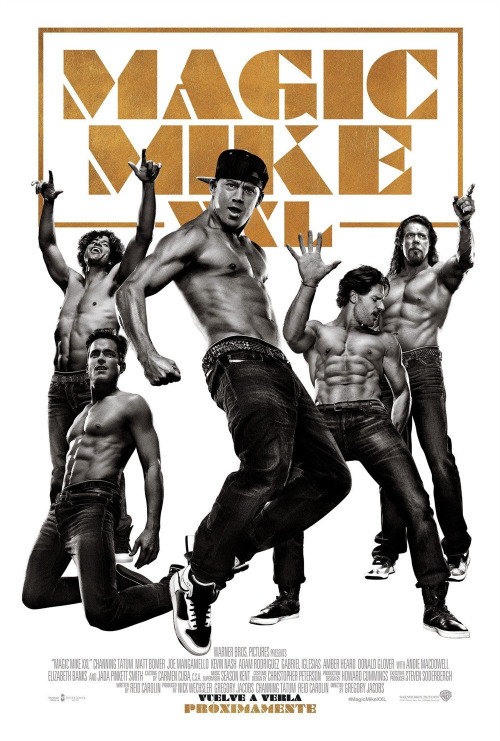 Magic Mike XXL Costume Coordinator NYC Christopher Peterson, Costume Designer Gregory Jacobs, Director