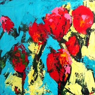 Tulips Talking