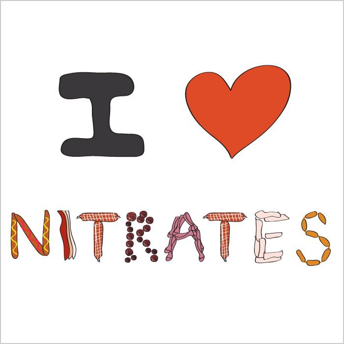 I LOVE NITRATES