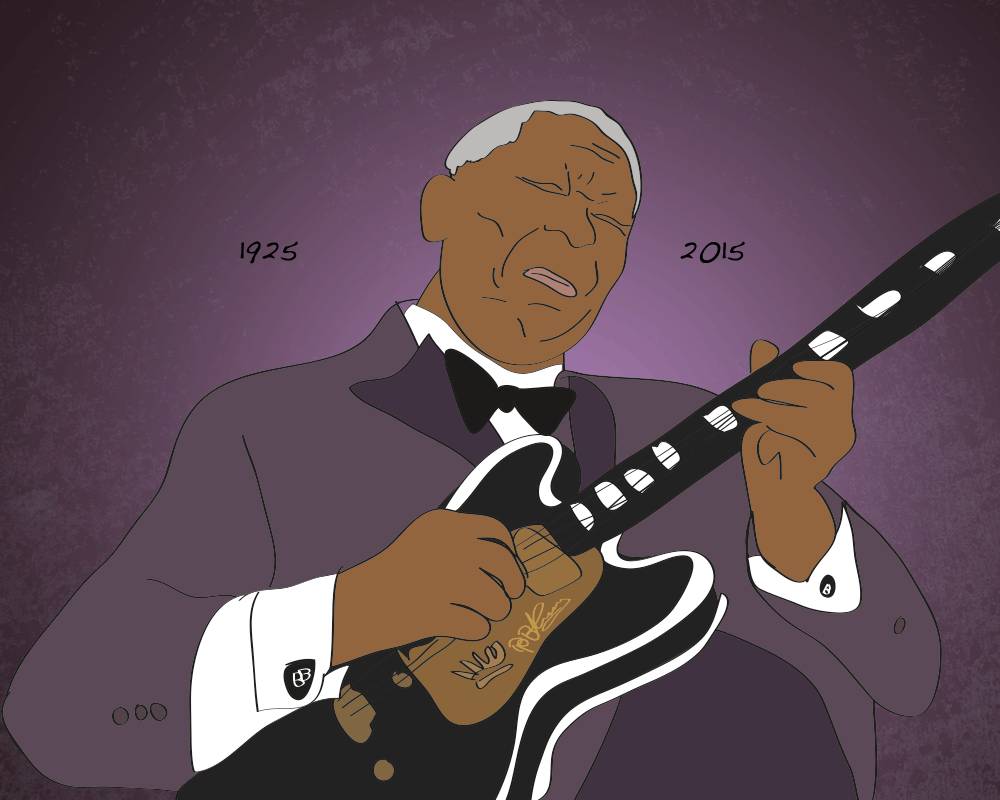 Goodbye, BB King
