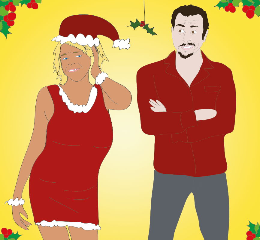 drawn-for-you-tan-mom-sal-governale-under-mistletoe-holidays.png