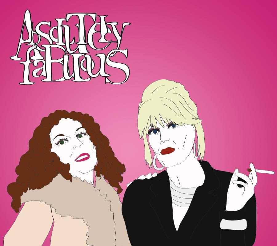 Absolutely Fabulous, Patsy & Eddy