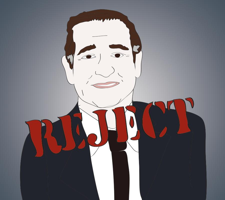 Bye bye Ted Cruz