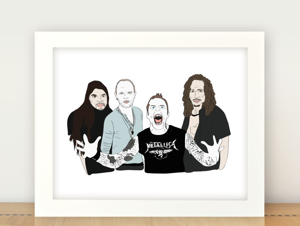 Metallica, Drawn for You
