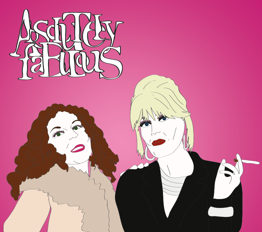Patsy and Eddy are Absolutely Fabulous