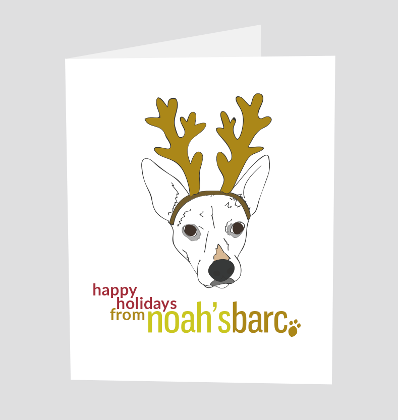 Holiday cards, Noah's Barc