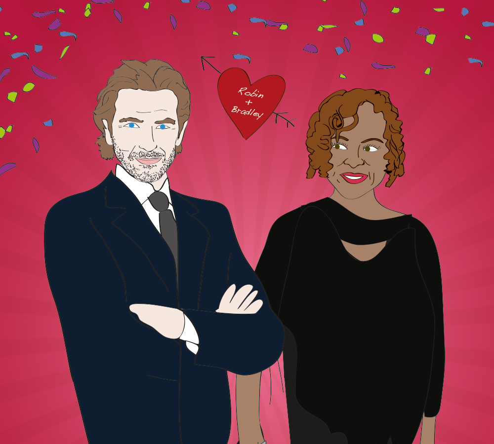 Robin Quivers wishes Bradley Cooper a happy birthday