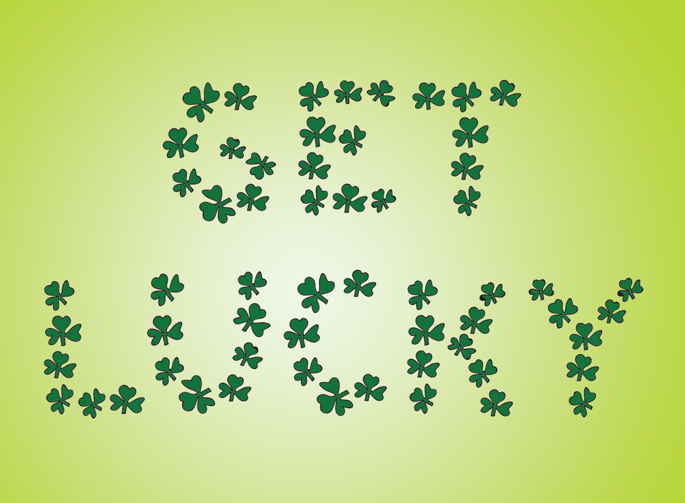 St. Patrick's Day, Get Lucky