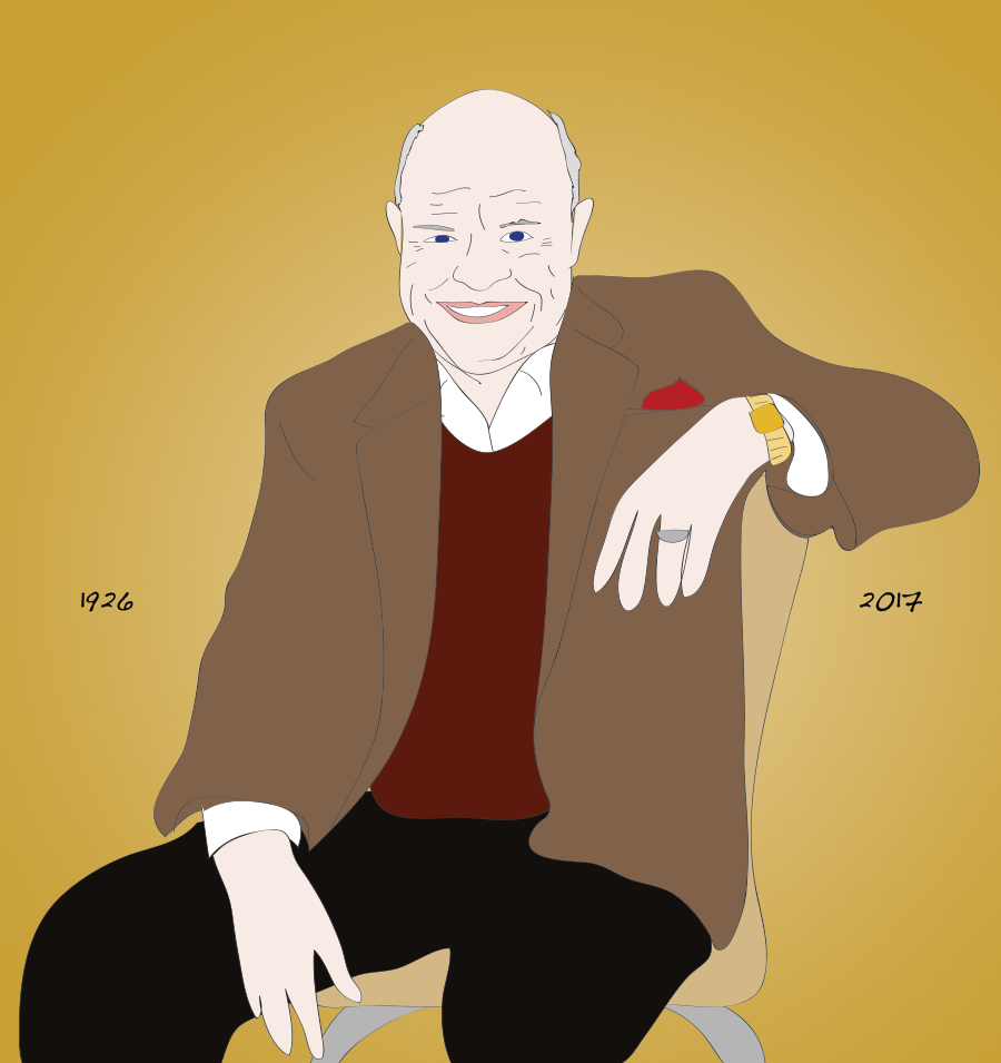 Don Rickles illustration