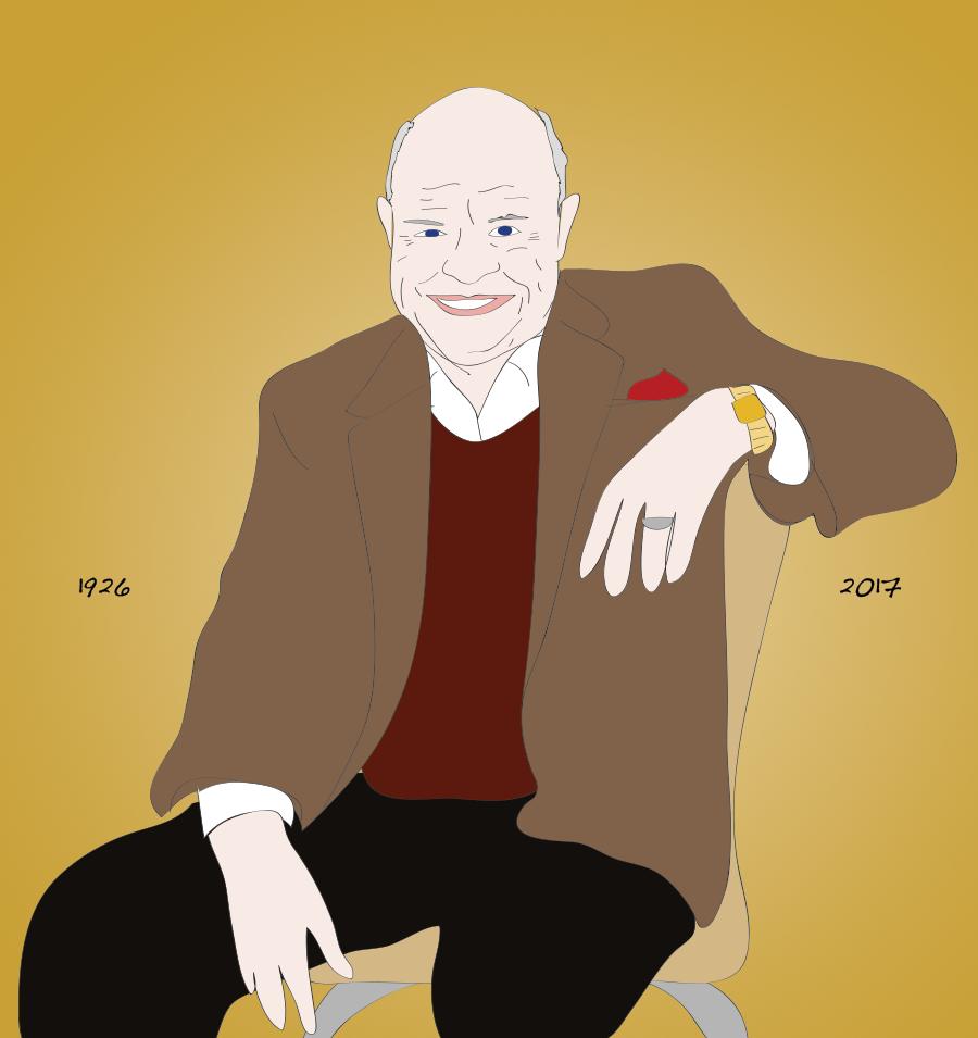 Don Rickles illustration