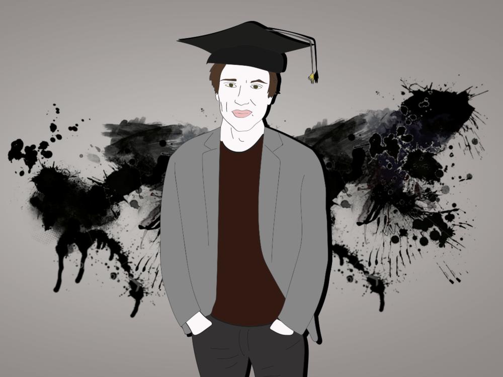 Memet Walker graduates therapy