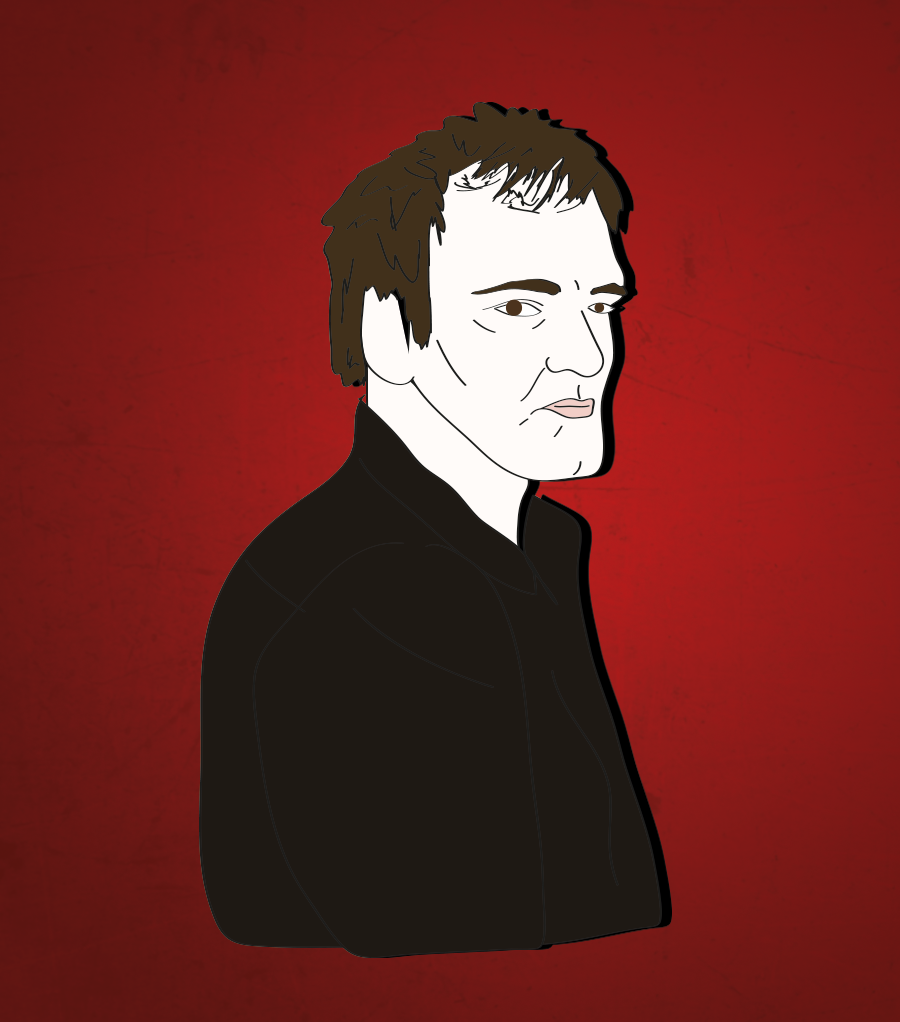 Quentin Tarantino, Drawn for You