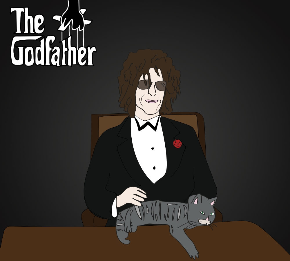 Howard Stern is the Godfather
