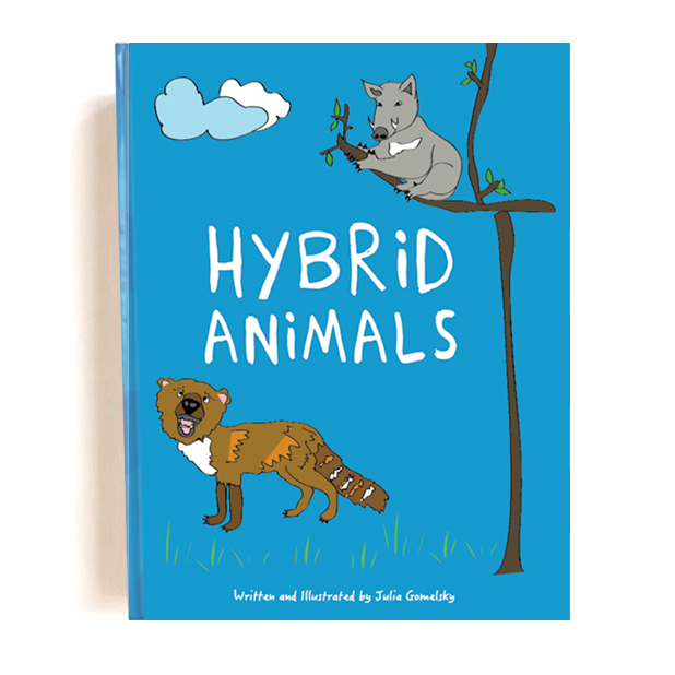 Hybrid Animals book