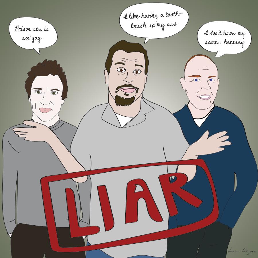 Stern Show Liars