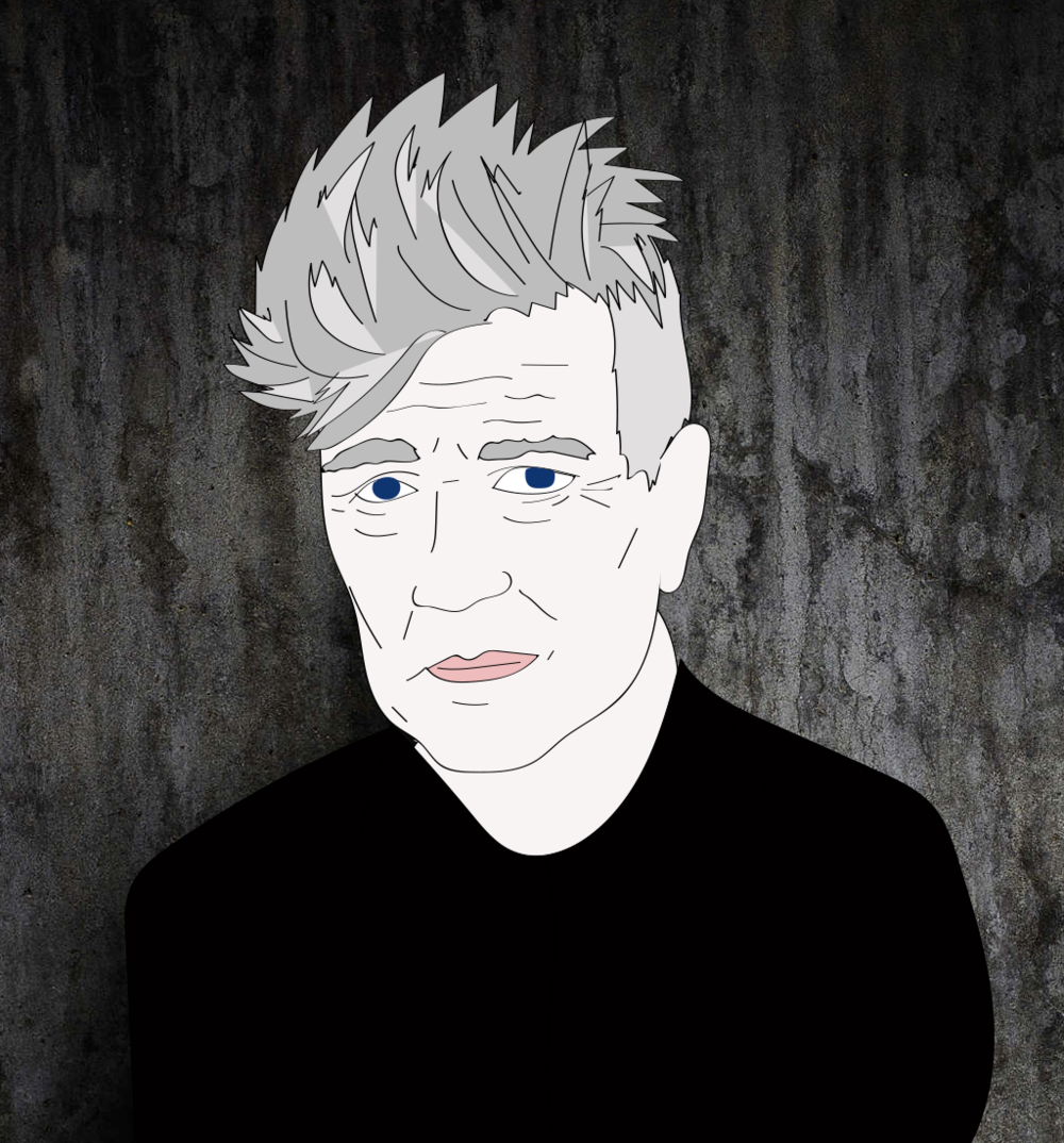 David Lynch illustration