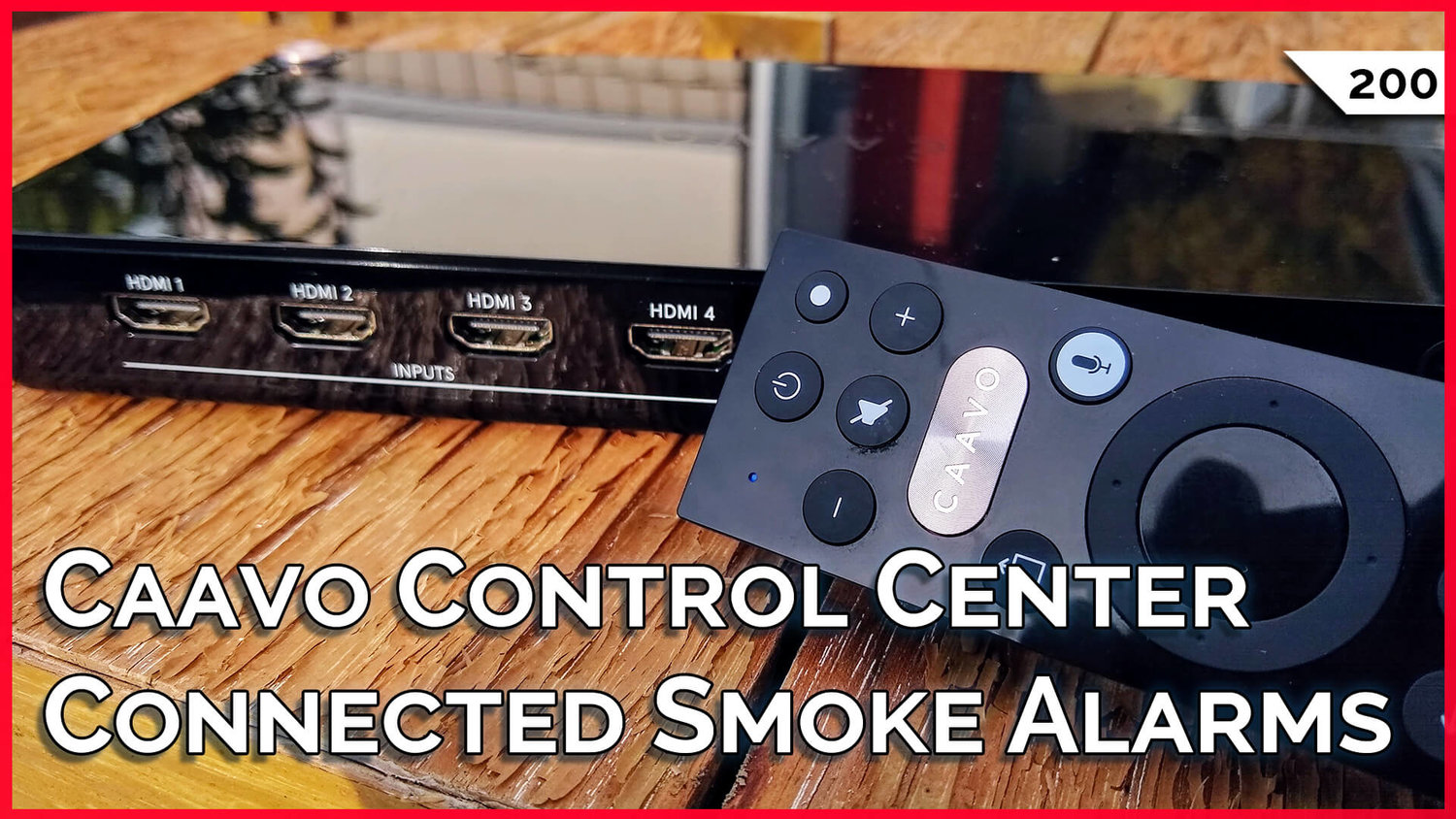 CAAVO Control Center vs  Harmony Remote, Smart vs  Dumb